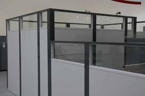 PortaFab Wall Partitions | Industrial Office Partitions & Demising ...
