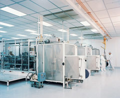 injection molding cleanroom