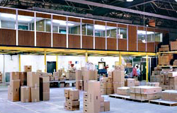 mezzanine office space. as a single source supplier portafab provides greater engineering control and enables us to coordinate all aspects of the project with our distributors mezzanine office space r