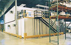 Portafab | Industrial Mezzanine and Metal Decking Design Experts