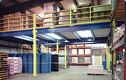 Large Spans Allow Distributor To Maintain The Flow Of Existing Operations  While Attaining Valuable Overhead Warehouse Space.